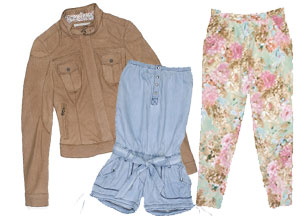 moda wiosna lato 2011