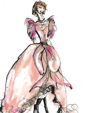 Bella Swan weźmie ślub w sukni od Zaca Posena?