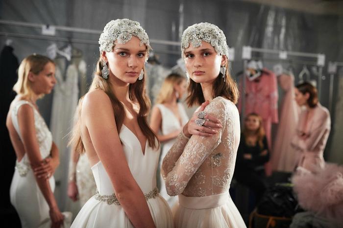 Te makijaże olśniewały na pokazie ślubnej kolekcji duetu Paprocki&Brzozowski