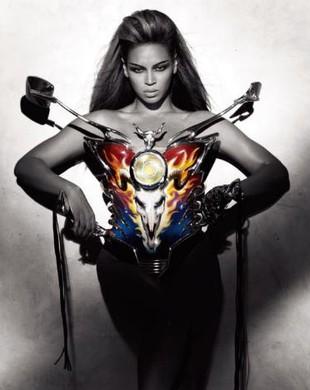 Beyonce w kultowym stroju