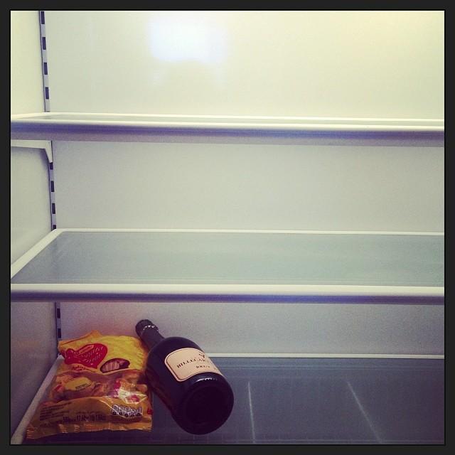 Co ma w lodówce znana modelka? (FOTO)