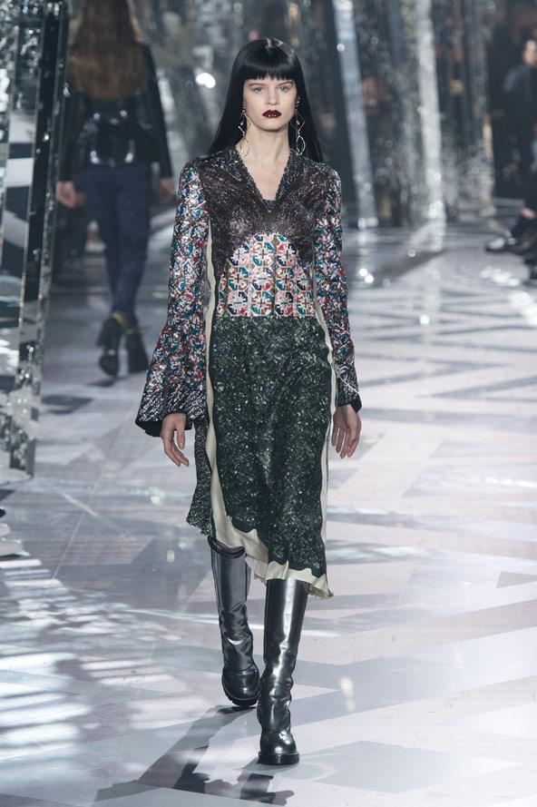 Jesień/zima 2016 według domu mody Louis Vuitton (FOTO)