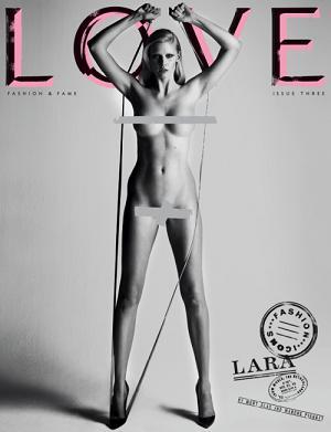 Trzecie wydanie Love Magazine ma więcej okładek