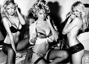 Kate Upton coraz seksowniejsza (FOTO + VIDEO)
