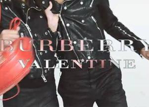 Mini kolekcja Burberry na Walentynki (FOTO)