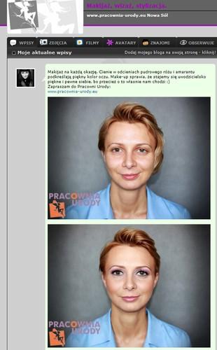 Makijaże zdolnej wizażystki (FOTO)