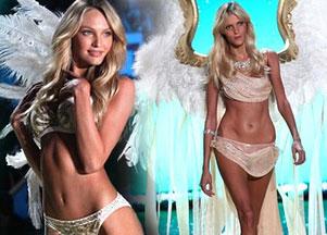 Pokaz bielizny Victoria's Secret (FOTO)