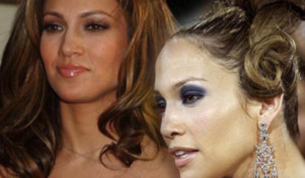 Jej Fryzury Jennifer Lopez Zeberka