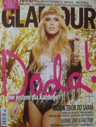 Doda Kobietą Roku Glamour! (FOTO)