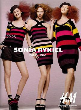 Sonia Rykiel dla H&M - jak doszło do współpracy?