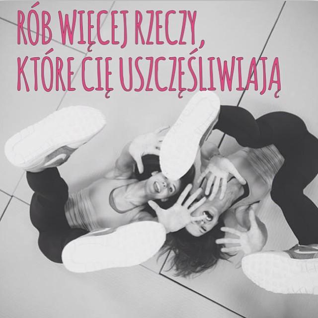 Motywacje z Instagrama Anny Lewandowskiej