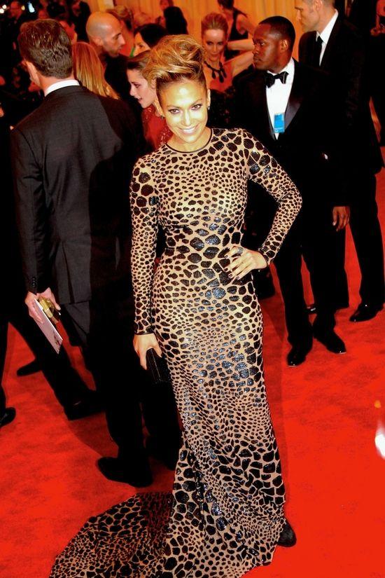 Styl Jennifer Lopez