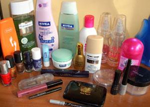 Wasze kosmetyczki: Kasia, 19 lat