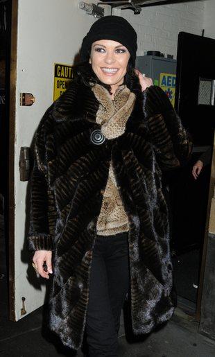 Catherine Zeta-Jones  podpadła organizacji PETA