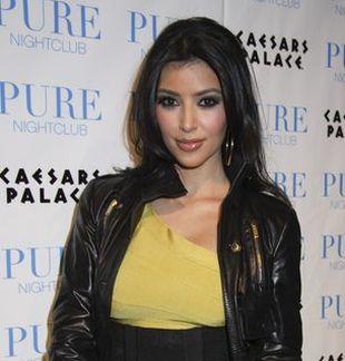 Kim Kardashian też lubi frędzle