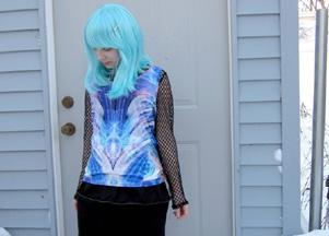 Tavi Gevinson: Moda pozwala czuć się bardziej sobą