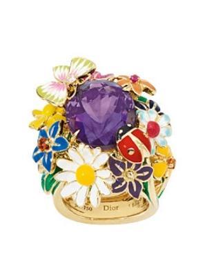 Biżuteria na wiosnę i lato z linii Dior Diorette