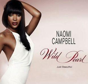 Nowy zapach od Naomi Campbell