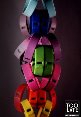 Minimalistyczne zegarki Too Late