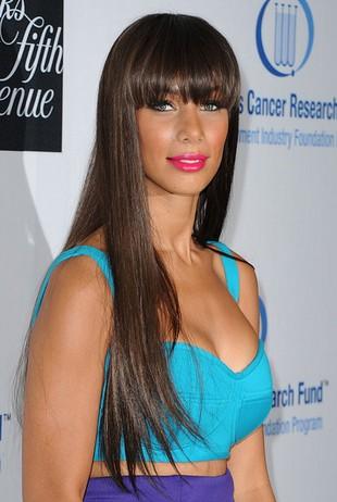 Leona Lewis wygląda jak lalka Barbie(FOTO)