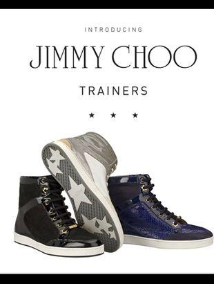 Trampki od Jimmy'ego Choo