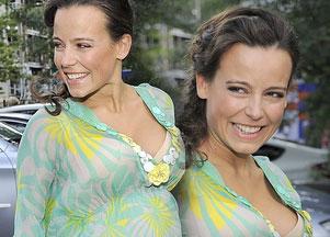 Anna Mucha piękna w ciąży (FOTO)