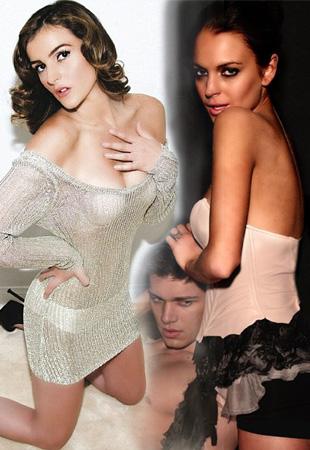 Lindsay zostaje w więzieniu - Ali promuje ubrania