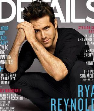 Ciacho tygodnia - Ryan Reynolds  (FOTO)