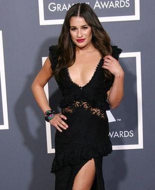 Lea Michele tym razem się nie postarała (FOTO)
