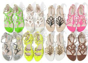 Kolorowe sandały Miu Miu (FOTO)