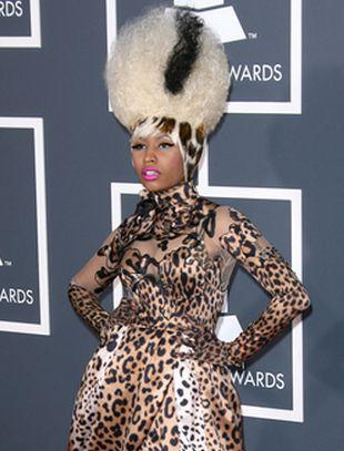 Nicki Minaj w Givenchy Couture (FOTO)