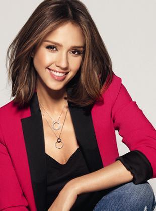 Jessica Alba została twarzą marki Piaget
