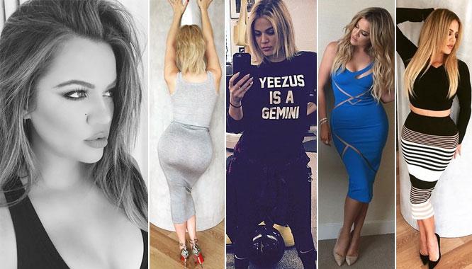 31 instagramowych zdjęć na 31. urodziny Khloe Kardashian