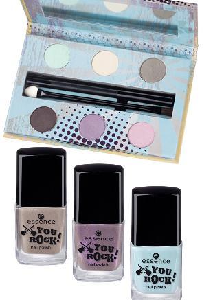 Limitowana kolekcja kosmetyków Essence - You Rock!