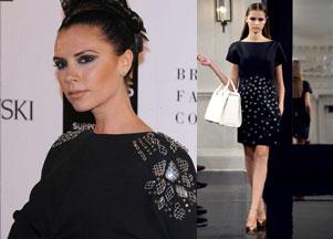 Victoria Beckham będzie projektantką Kate Middleton?