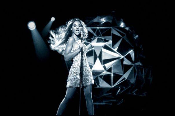 Beyonce w kampanii Armaniego