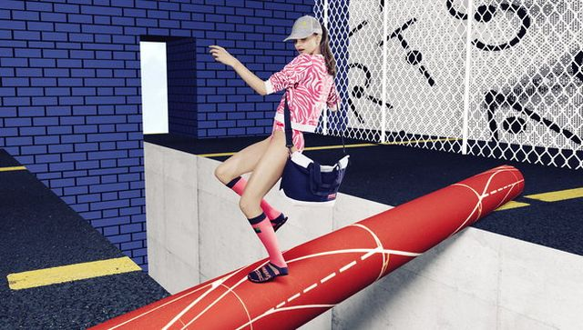 Nowy lookbook Adidas - StellaSport by Stella McCartney
