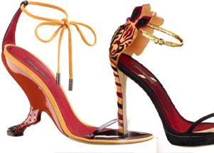 Louis Vuitton prezentuje limitowaną edycję butów (FOTO)