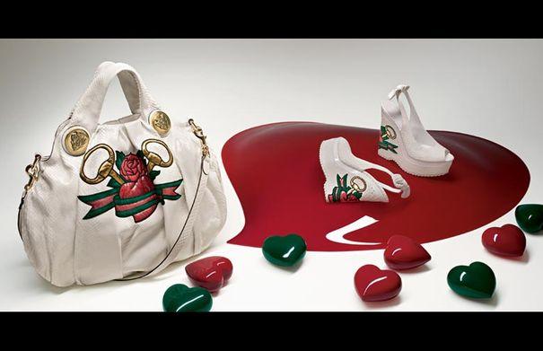 Kolekcja Tatoo Heart Gucci