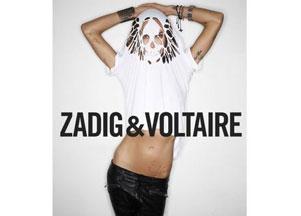 Erin Wasson w kampani Zadig & Voltaire (FOTO)
