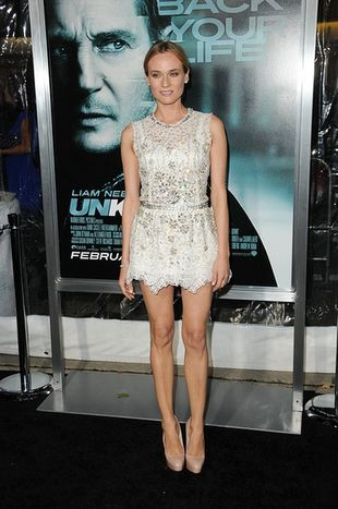 Diane Kruger w Dolce & Gabbana (FOTO)