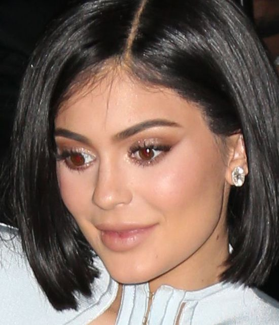 Nieudane makijaże Kylie Jenner