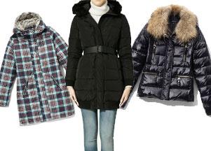 Ciepłe kurtki na zimę