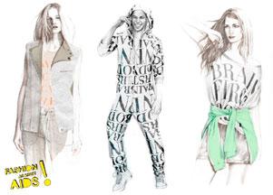 Kolekcja H&M  - Moda Przeciwko AIDS (FOTO)