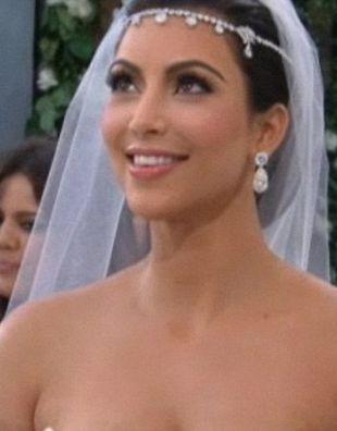 Kim Kardashian wprowadziła nowy trend ślubny