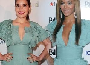 America Ferrera czy Beyonce?