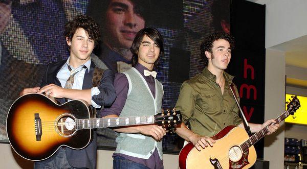 Jonas Brothers projektantami?
