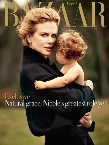 Okładki Nicole Kidman