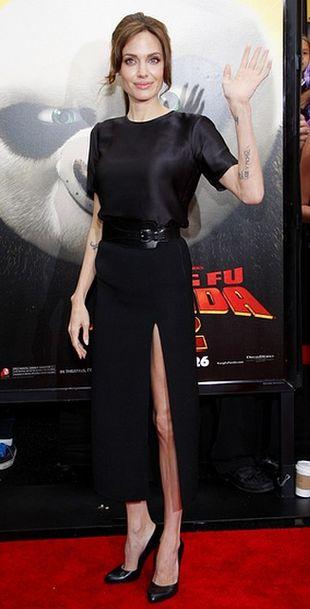 Angelina Jolie ciągle chudnie