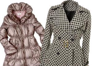 Płaszcze na zimę - wielka galeria z polskich sklepów